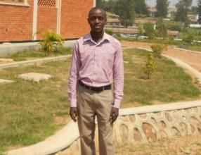 Nyaka's new Social Worker, John