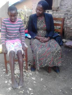 Sexual Assault Crisis Response for Ugandan Orphans