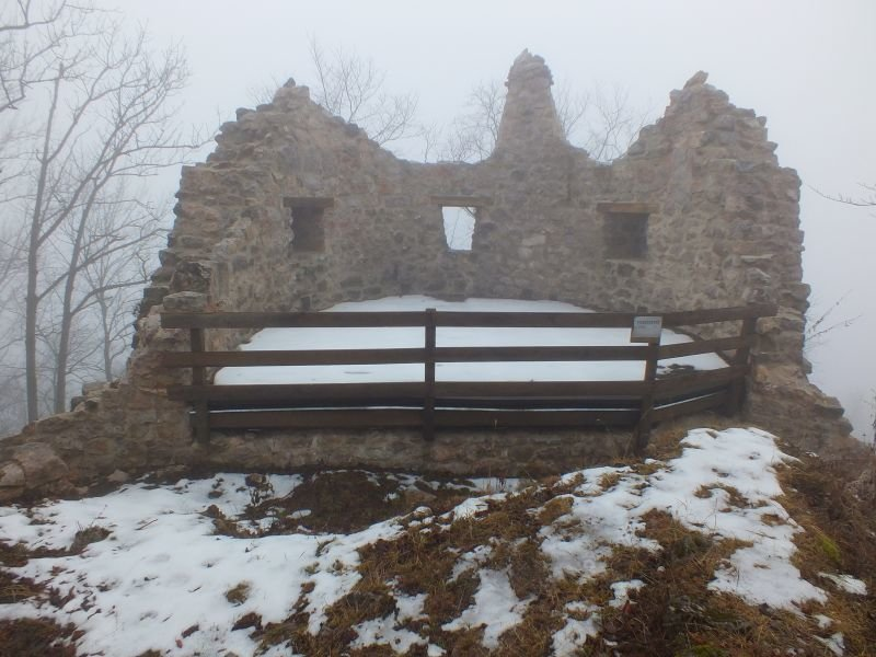 Csonka Bastion