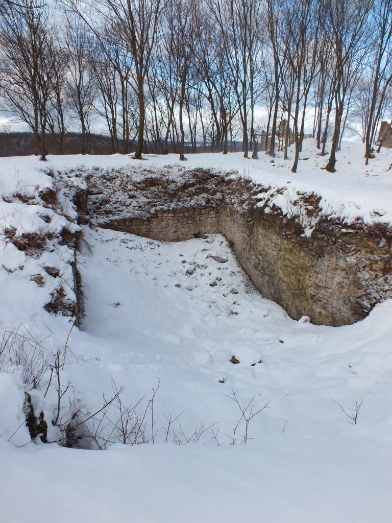 The 2 storey Cybilla cellar