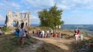 Event in Castle Torna (Slovakia)