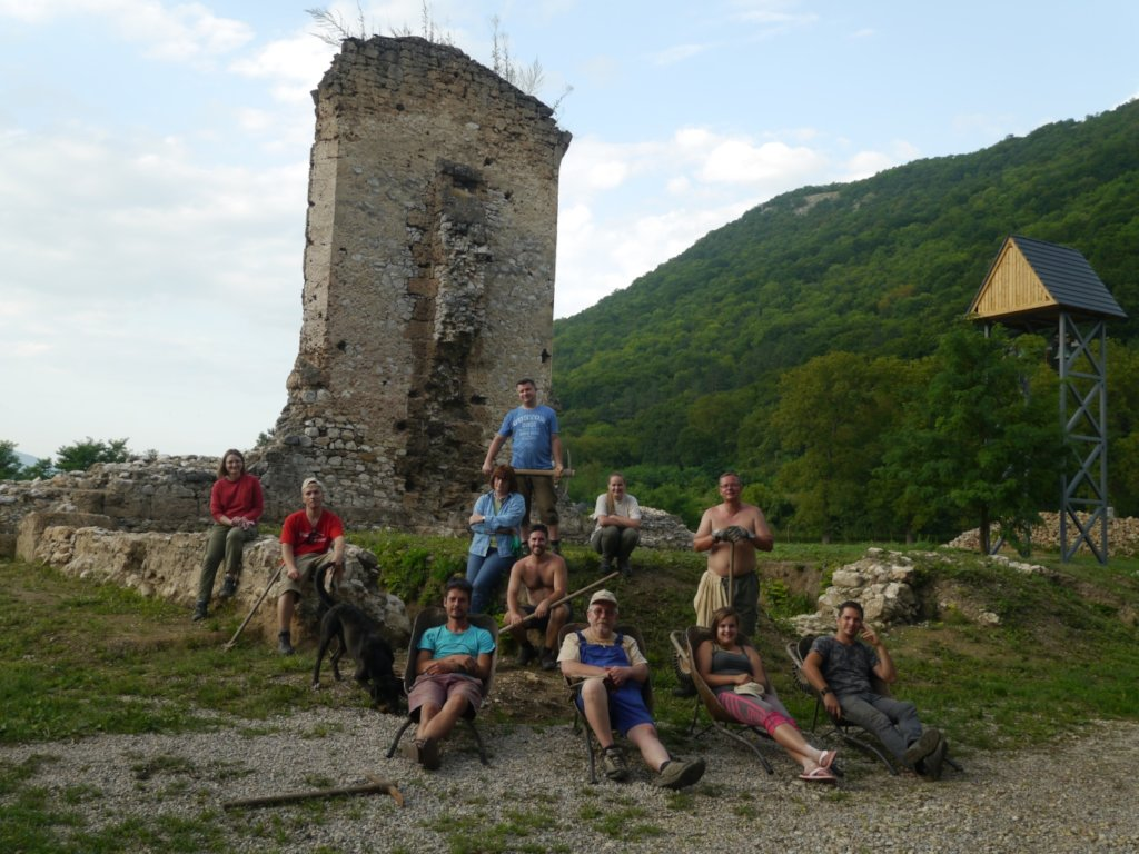 Friends of Szadvar in Gombaszog (Slovakia)