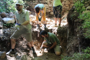 Trench No 38