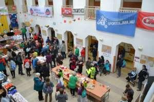 'Vitezlo' hiking competition at Szendro