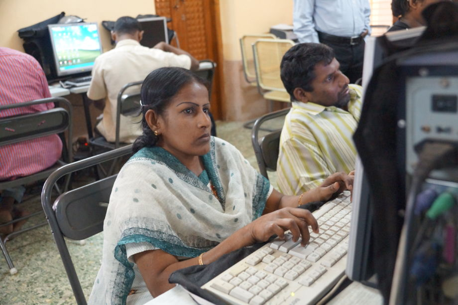 Transforming Youth in India with Computer Training