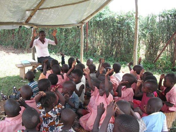 Help Educate Vulnerable Children-Uganda