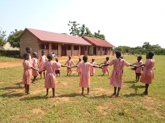 Give an Opportunity - Rural Child Uganda