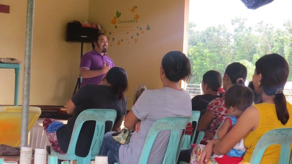 Parenting Seminar @ San Carlos Pangasinan