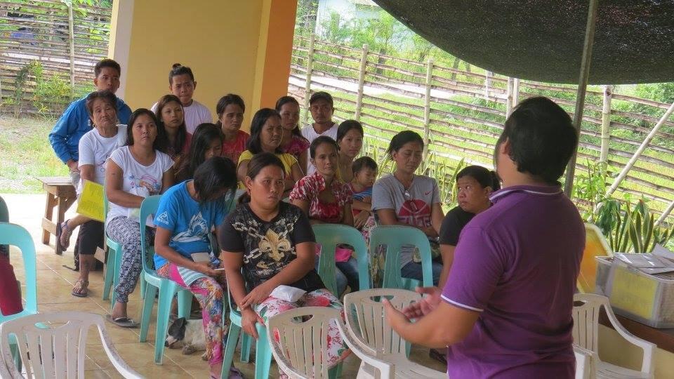 Parents @ San Carlos Pangasinan