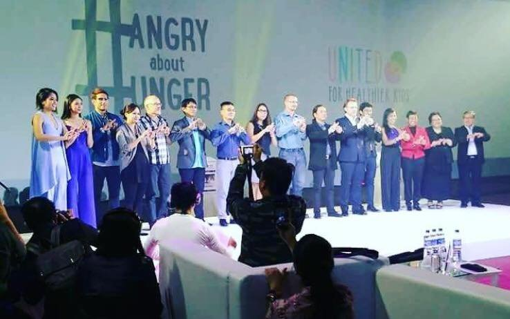 United For Healthier Kids Launch
