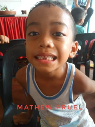Matthew from Tacloban City