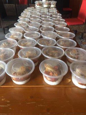 Meals for Quezon city Station