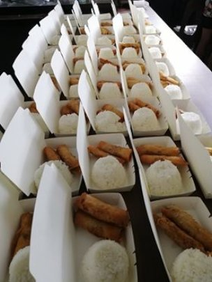 Meals for Antipolo Station