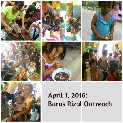 Baras Rizal Outreach