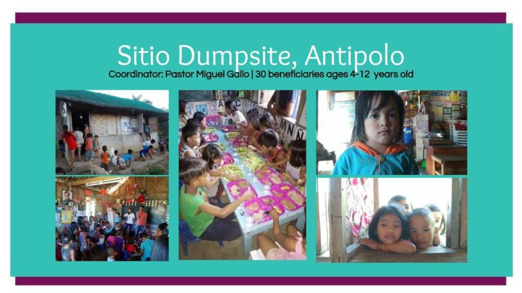 Sitio Dumpsite Antipolo launch