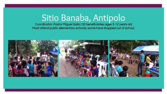Sitio Banaba Antipolo launch