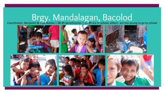 Brgy Mandalagan Bacolod launch