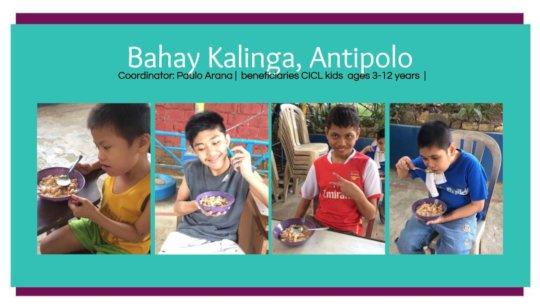 Bahay Kalinga Antipolo launch