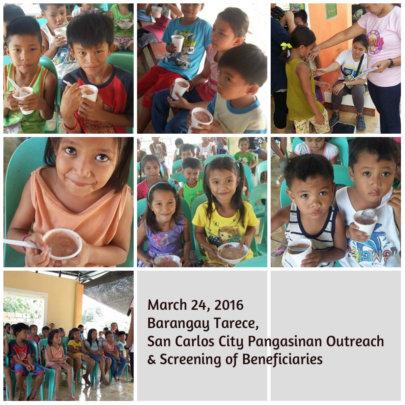 Pangasinan Outreach