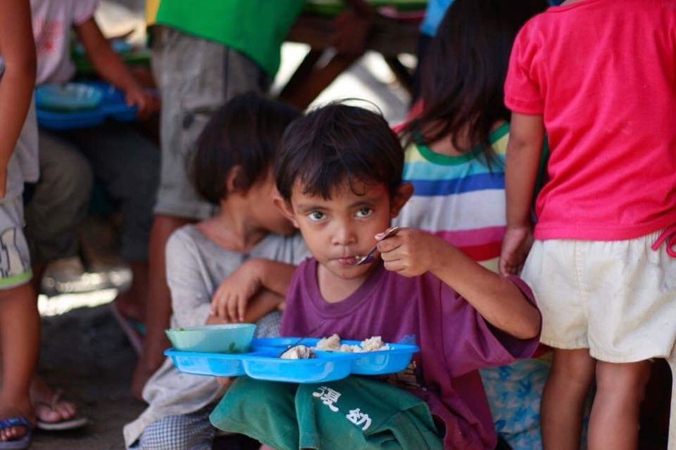 #ProjectBaon: School Meals for 300 Filipino Kids!