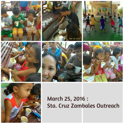Sta. Cruz Zambales Outreach