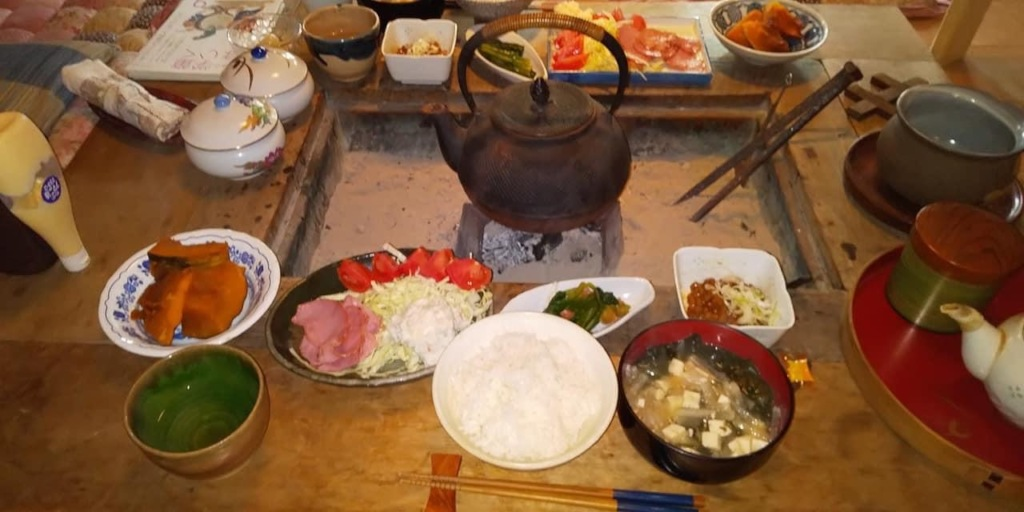 Delicious food in Ishinomaki!!