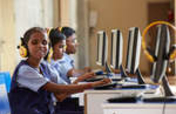 Sponsor school uniforms for visually challenged