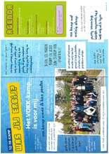Publication in VOKK magazine for teenage survivors (PDF)