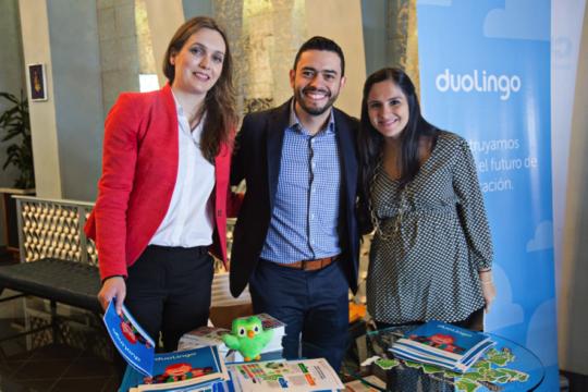 Duolingo USA & Ideas en Accion