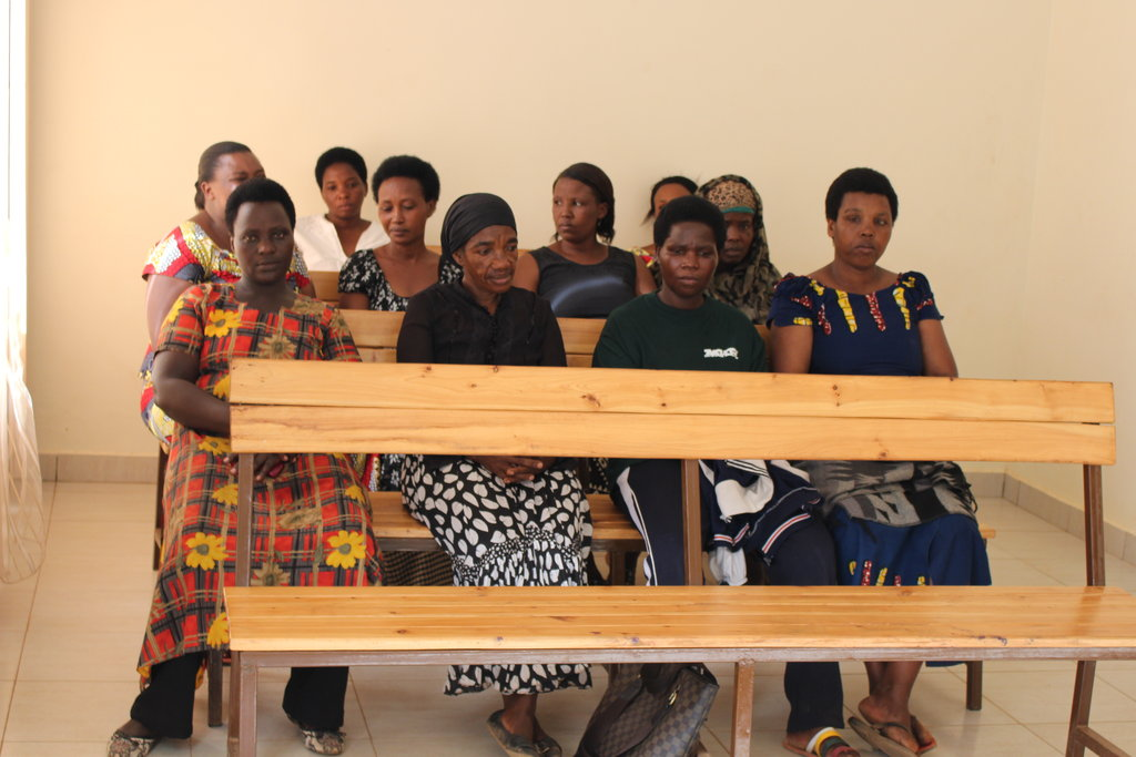 Empower 50 Survivors of Sex Trafficking in Rwanda