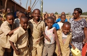 Feeding & Educating 50,000 Orphans in Rwanda