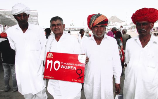 appealed to ''prevent violence against women'