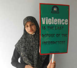 Stop Violence Against women's