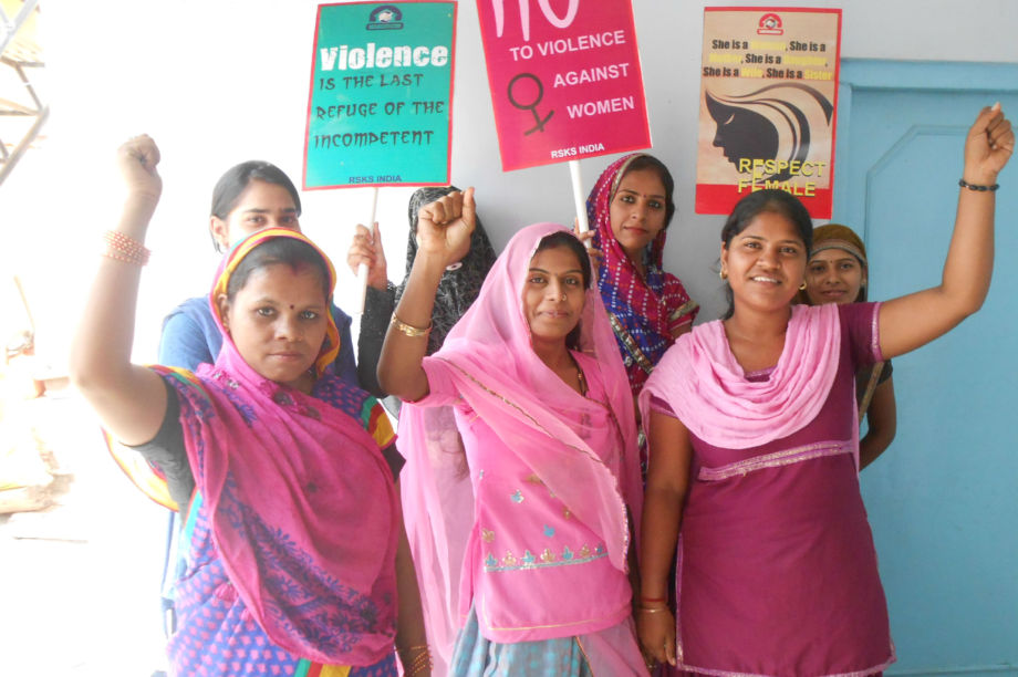 Stop Violence Against Women's in India
