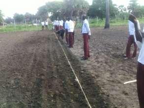 Abukloi Garden Pilot Project