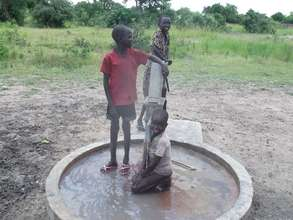 Our First Borehole