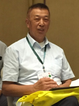 Han's Nominator to SOAR, Mr. Xu