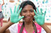 Art & Dance lessons for 300 Children in Cambodia