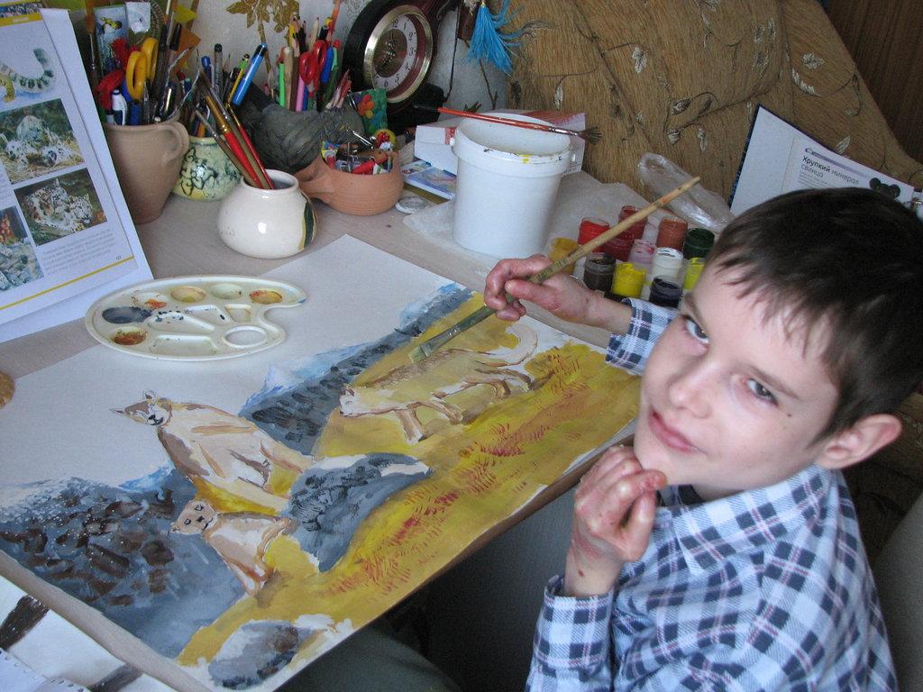 Help Ksenia and 11 children with rare skin disease