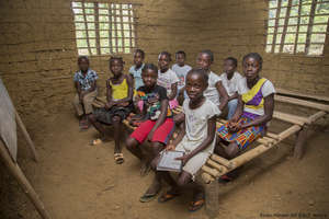 Classroom in Rivercess