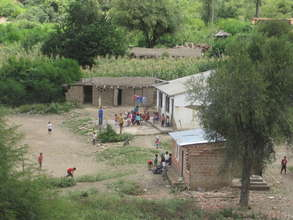Panoramic of current educational infrastructure