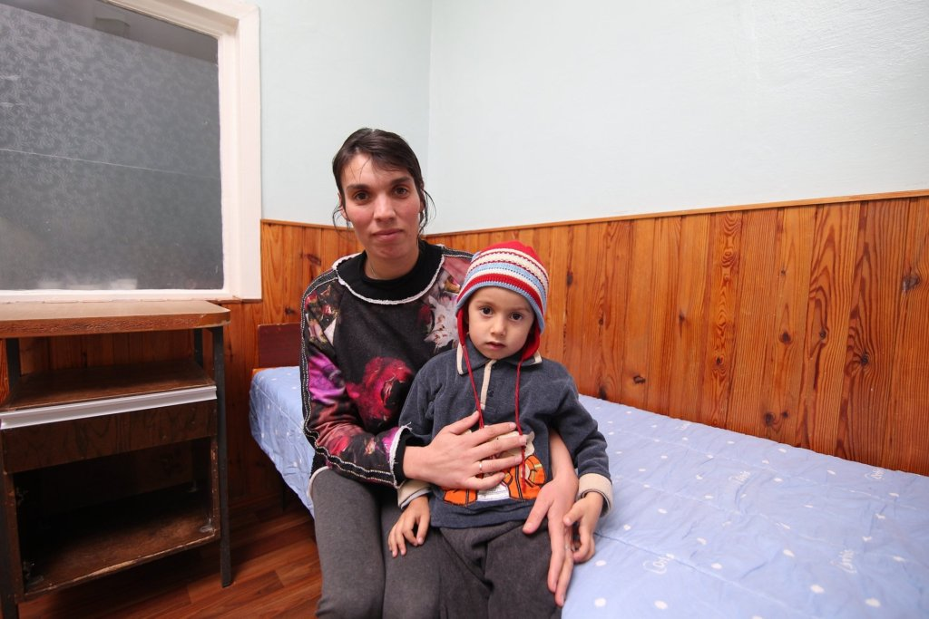 New Windows and Furniture  for Hospital in Moldova