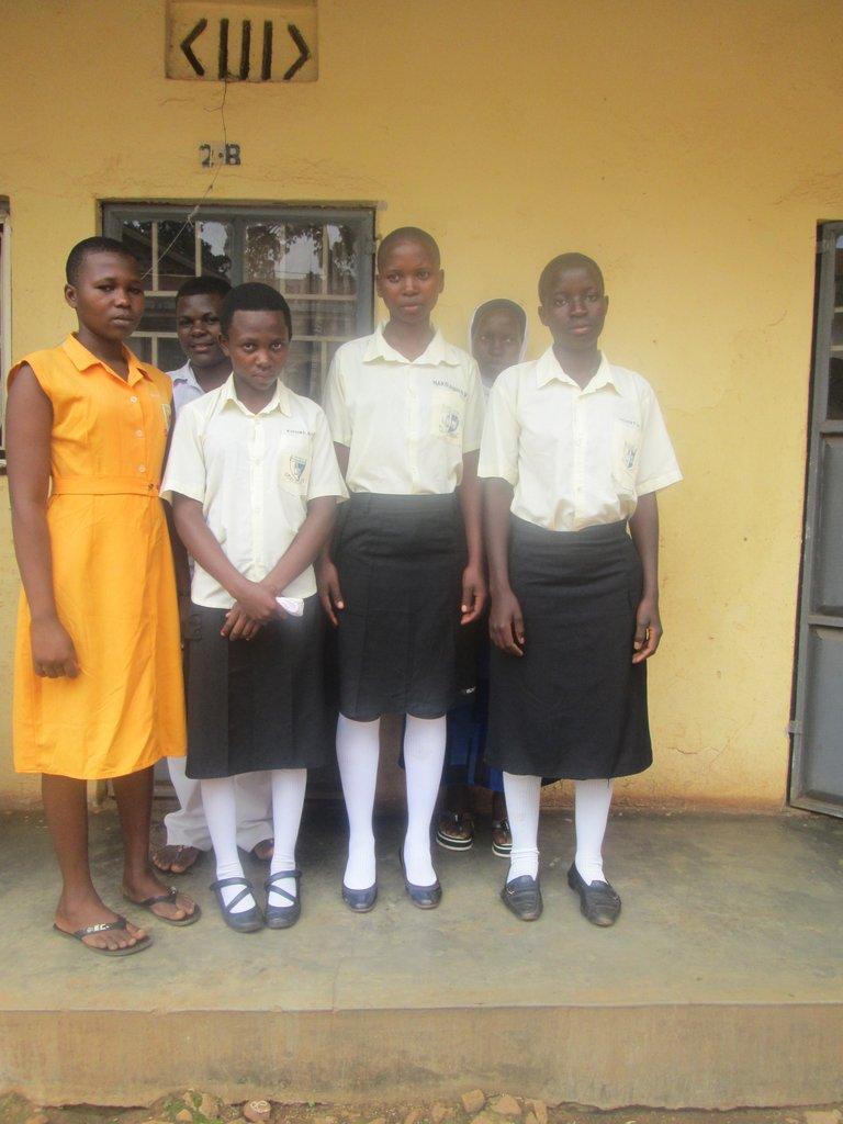 Send Ugandan Ex-brides back to school