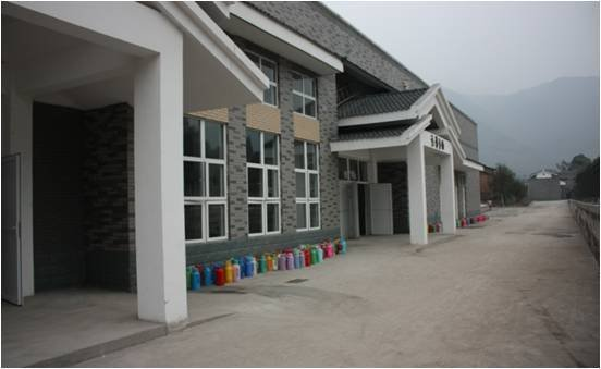 Reconstruct a School in China Post-Earthquake