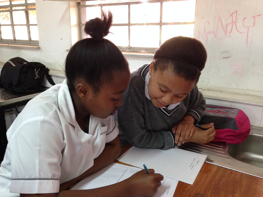 Math & Science Education for South African Youth