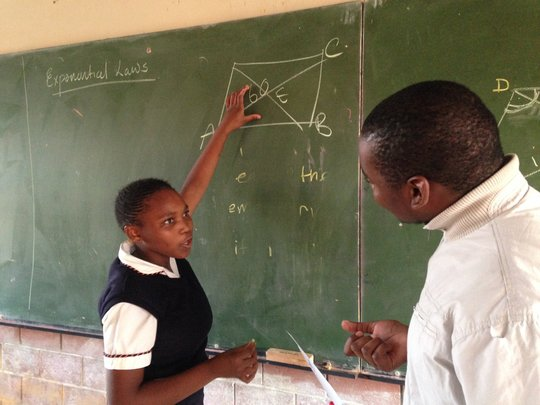 math  u0026 science education for south african youth
