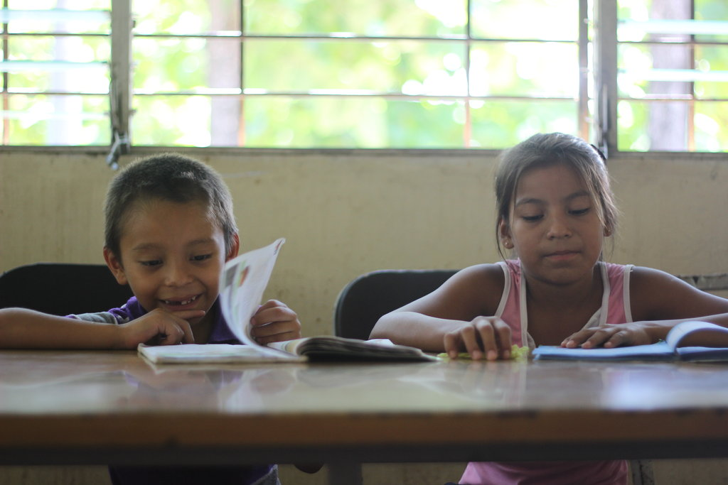 LEER - Access to Education in Rural El Salvador