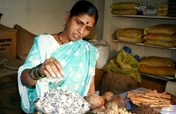 Help Rural Indian Women Save for Education