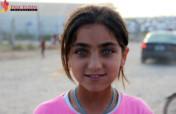 Yezidi children's center - programs for 2016