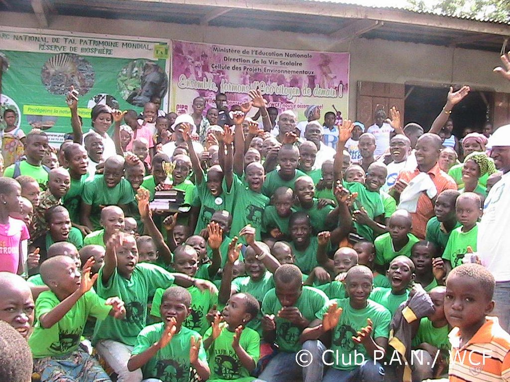 S.O.S. for Club P.A.N. in Cote d'Ivoire